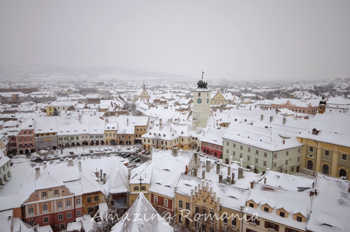 Sibiu - ediție de iarnă
