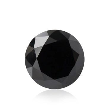 Black gemstones - black diamond