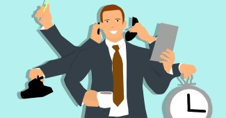 Don't Multi-task When Helping Your Customer