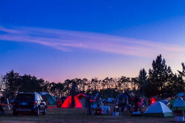 Saskatchewan Summer Star Party – The Amazing Sky