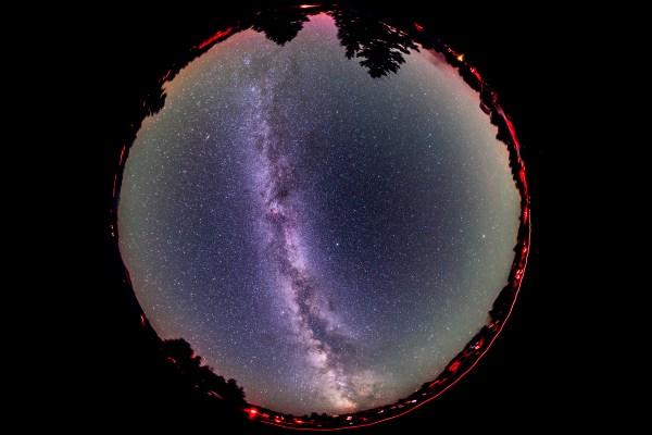 Horizon to Horizon Milky Way – The Amazing Sky