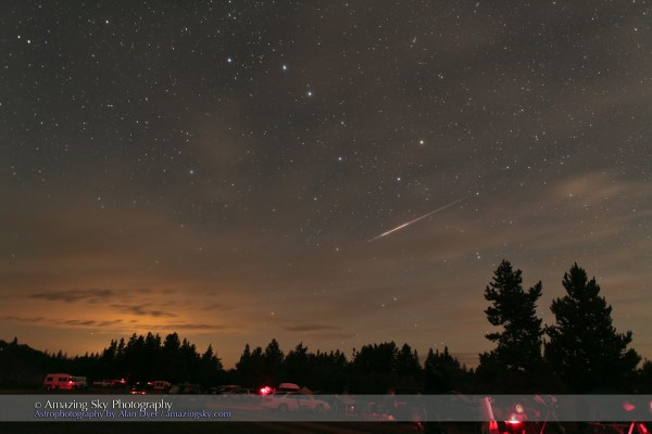 How to See & Shoot the Perseids – The Amazing Sky
