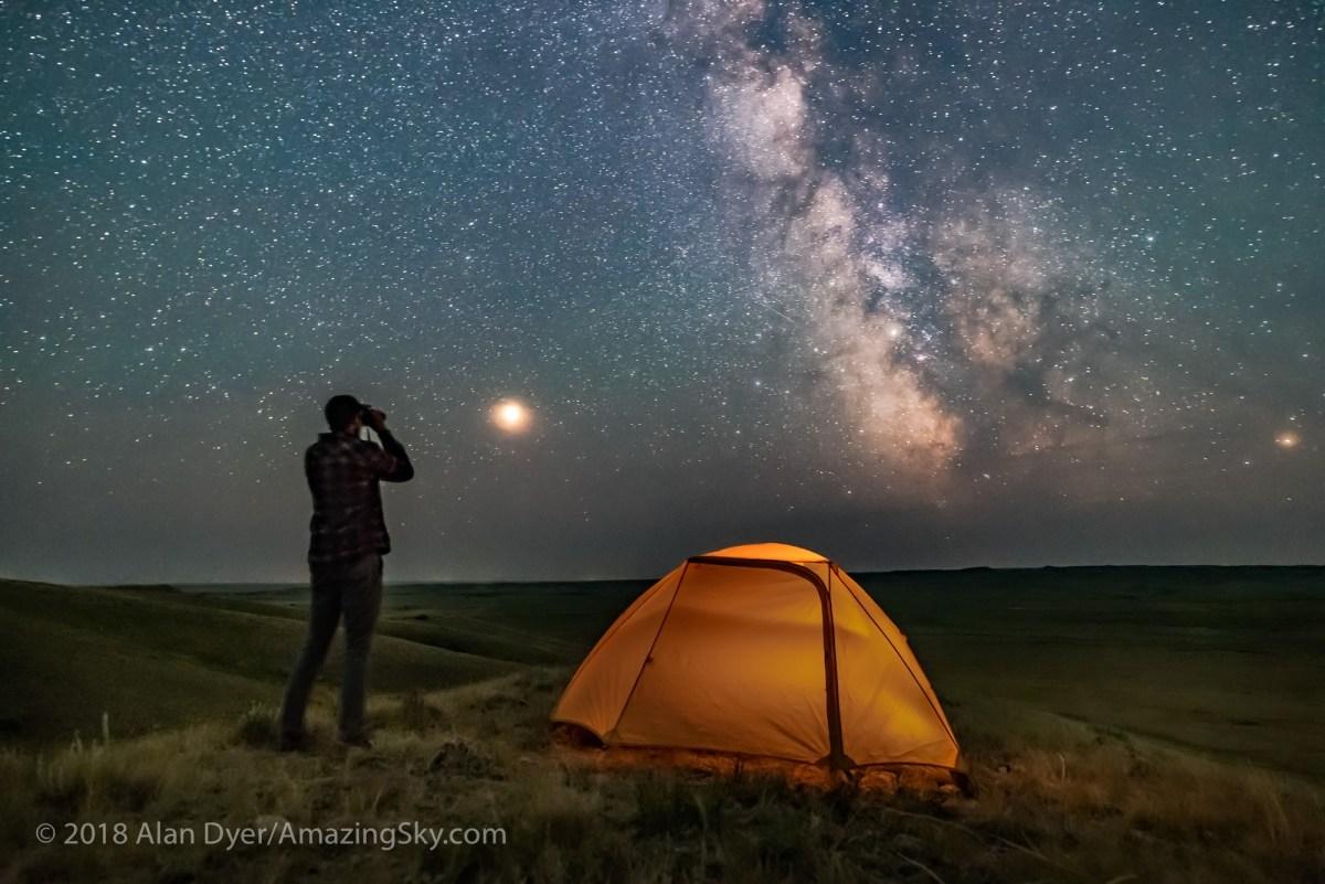 The Living Skies of Saskatchewan – The Amazing Sky