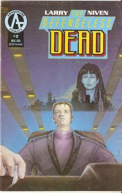 The Defenseless Dead