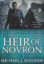 Heir of Novron (Riyria Revelations) Volume 3