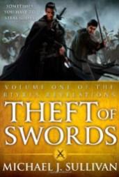 Theft of Swords (Riyria Revelations) Volume 1