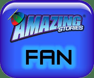 Amazing Stories Fan Badge