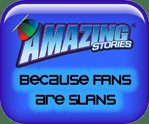 Amazing Stories Slans Button