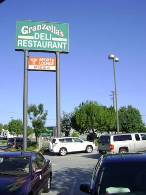 Granzella's - The Inspiration for the ZellaCon Westercon Bid