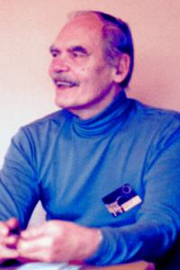 RG Cameron - Pohl Lunatic - Portrait 2
