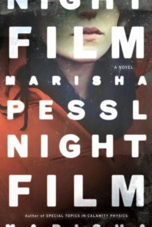 Night Film, US hardcover