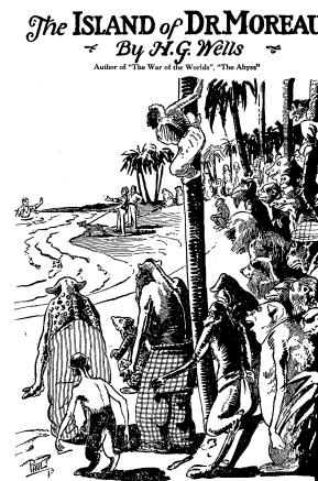 RG Cameron Dec 13 Illo #4 Island of Dr. Moreau