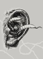 Fearworms ear