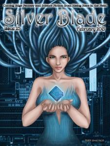 Silver Blade No 25
