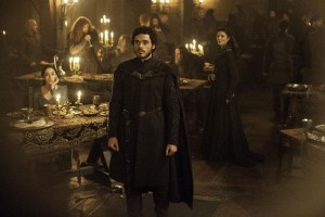 The Red Wedding from A Game of Thrones
