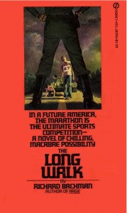 The Long Walk - Signet - 1979 - cover