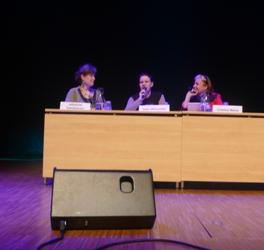 Cristina Macia, Johanna Vainikainen, Satu Hlinovsky: Translating A Song of Ice and Fire