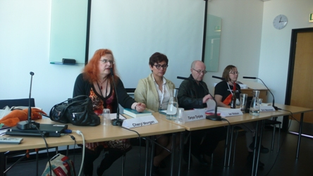 Cheryl Morgan, Ian Watson, Sini Neuvonen, Tanya Tynjälä (again!): Science Fiction and Fantasy Translated in English