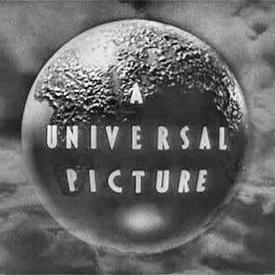 Figure 1 - Universal Logo 1931