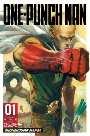 ONE-PUNCH MAN © 2012 by ONE, Yusuke Murata/SHUEISHA Inc.