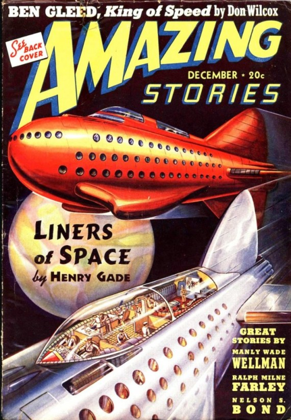 Amazing Stories_Space Liners