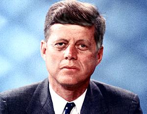 Figure 3 - John F. Kennedy, aged