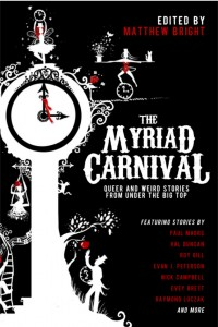 The Myriad Carnival cover