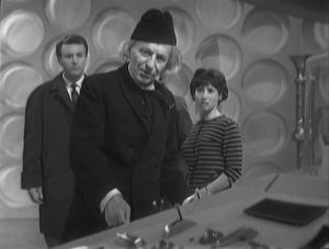 An Unearthly Child – The Doctor In Control