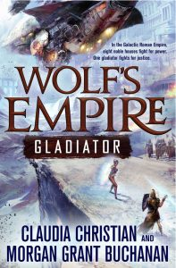 Wolf's Empire Gladiator cover
