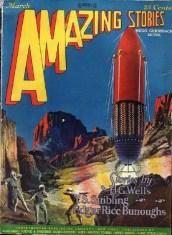 First spaceship launch