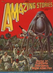 First land Octopus (first unflattering depiction of Africans)