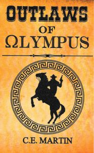 Outlaws of Olympus cover