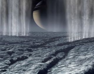 Here's What Alien Life on Saturn's Moon May Look Like