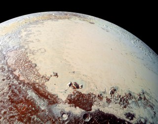 Pluto Might Have Formed as a Giant Comet, Not a Planet