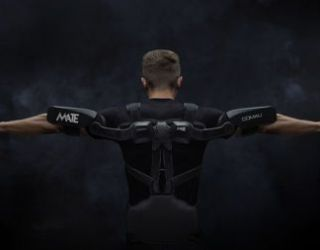 Comau reveals MATE the wearable exoskeleton » Coolest Gadgets