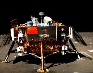 China's Chang'e-4 lander and rover head to the far side of the moon