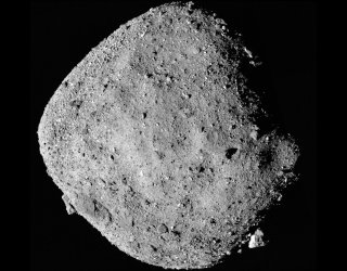 OSIRIS-REx spacecraft already found water on its target asteroid