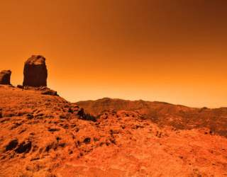 Mars's Disappearing Methane Proves a Puzzle for Scientists