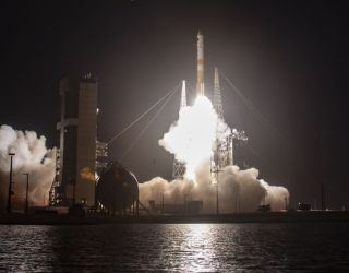 US Air Force Launches Advanced Military Communications Satellite | Space