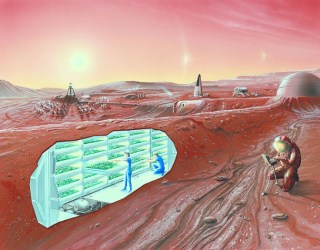 All The Plans To Colonize Mars Including Terraforming It