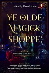 Review: Ye Olde Magick Shoppe - Amazing Stories