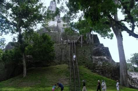 Tempel II - Tikal