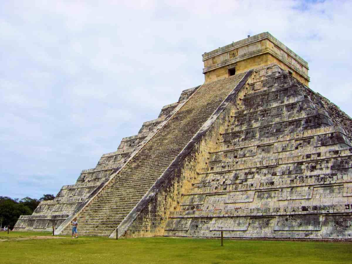 Chichen Itza - Yucatan - Mexico - Most Famous Maya Pyramid