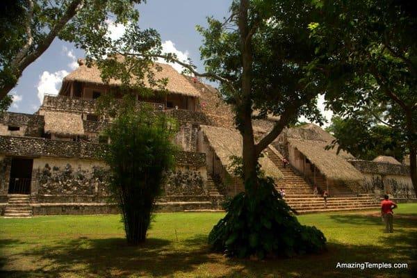 Ek Balam - Main Pyramid