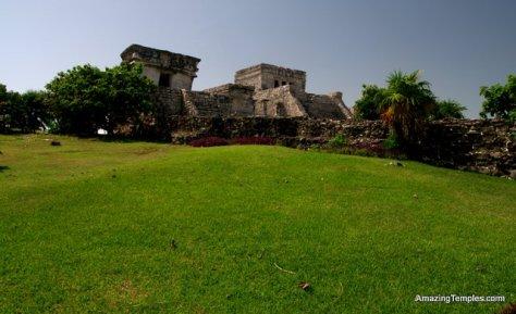 Tulum - Mexico - Riviera Maya - El Castillo