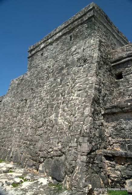 Riviera Maya: Tulum - El Castillo - seaside