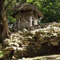 Xaman-Ha - The unknown temple ruins of Playa del Carmen - Riviera Maya