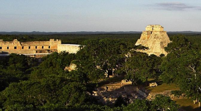 Uxmal – Built by a Magician in one night – Yucatan