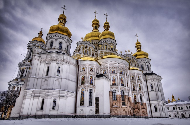 10 Of the Most Beautiful and Breathtaking Monasteries in the World