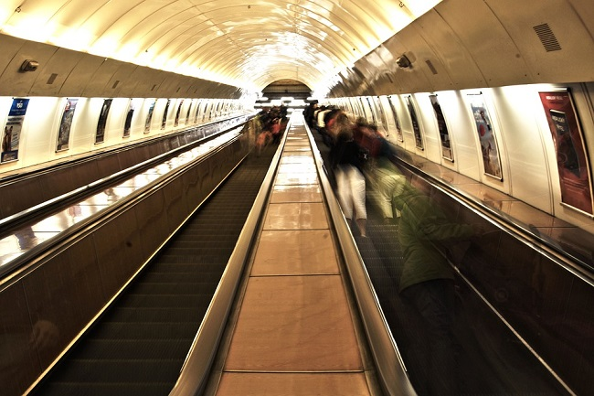 7 Of the Deepest Metro Stations in the World
